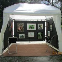 Craft trailer and light dome tent gor sale